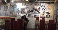 Кафе, посвященное женским бедрам в Токио