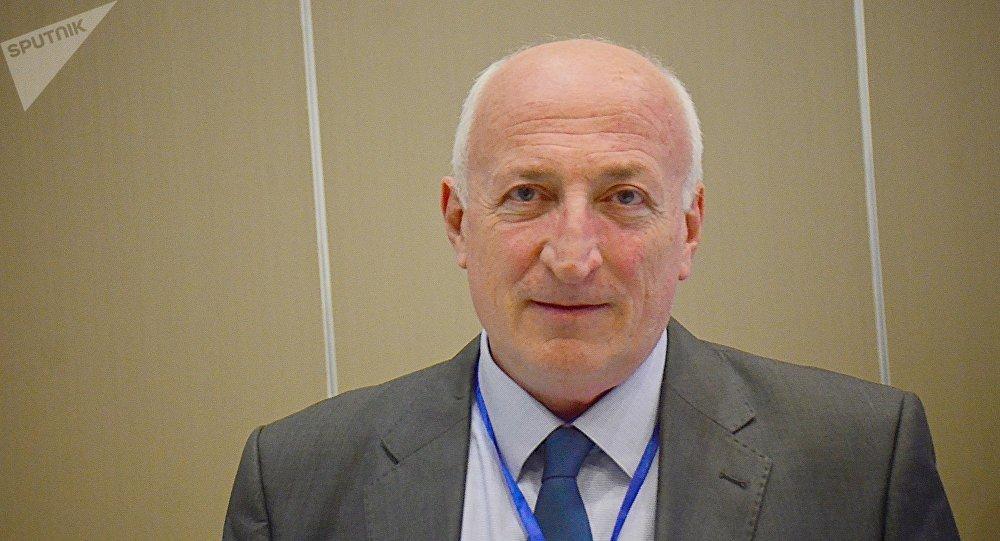 Заместитель председателя Торгово-промышленной палаты Аджарии Джумбер Тугуши