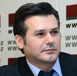 Глава Арабской службы новостей агентства Trend Руфиз Хафизоглу
