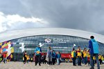 LIVE: Открытие XIX Всемирного фестиваля молодежи и студентов в Сочи