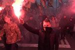 Марш националистов состоялся в Киеве