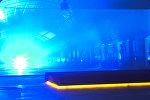 Свет в конце тоннеля: яркое шоу на открытии новой станции метро в Тбилиси