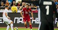 Грузинский футболист в составе Арсенала из Тулы Гия Григалава