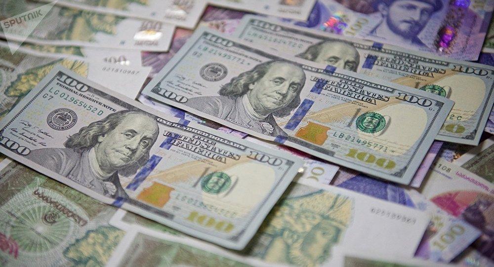 აშშ დოლარის კუპიურები