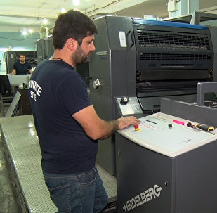 Грузия готовится к выборам: как печатают бюллетени для голосования