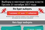 Выборы в местные органы власти Грузии