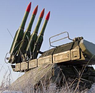 Боевой комплекс БУК-2М