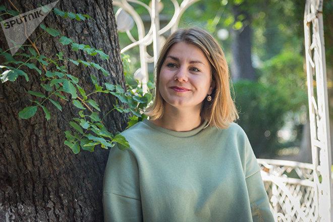 Александра Захваткина дизайнер из Москвы
