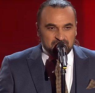 Габриэль Купатадзе на шоу Голос 6