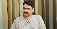 Политолог Павел Салин, фото из архива