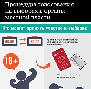 Как голосовать в Грузии на выборах-2017