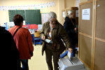 Выборы в Чехии
