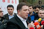 Экс-мэр Тбилиси Гиги Угулава