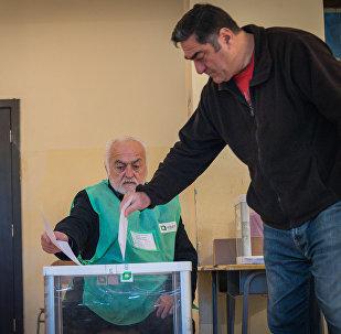 როგორ მიმდინარეობს ადგილობრივი თვითმმართველობის არჩევნები თბილისში