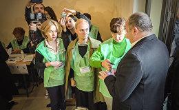 Маргвелашвили проголосовал за лучшее будущее Грузии