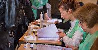 Выборы в местные органы власти в Тбилиси