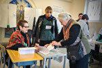Мы надеемся на лучшее: жители Тбилиси о своем участии в выборах