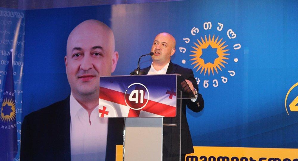 Навыборах главы города Тбилиси лидирует Каха Каладзе