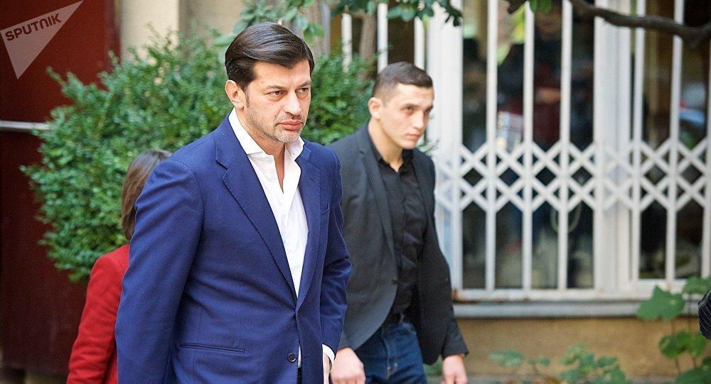 Жертв нет, виновные будут наказаны: мэр Каха Каладзе об обрушении потолка на станции метро в Тбилиси