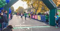 Тбилисский марафон: репортер Sputnik приняла участие в акции