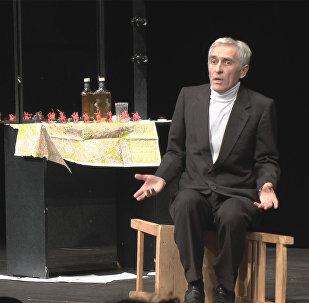 Мечты сбываются:  Театр Грановского выступил в Тбилиси