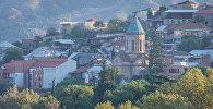 Район Ортачала в Тбилиси