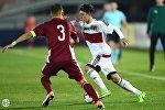 Юношеская сборная Грузии в возрастной категории до 17 лет обыграла в Тбилиси команду Латвии 1:0