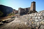 Крепость X века Хертвиси