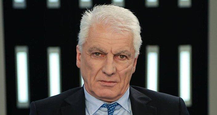 Депутат Тамаз Мечиаури