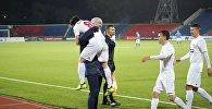 Защитник сборной Грузии по футболу и СКА-Хабаровск Георгий Наваловски