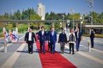 Визит главы парламента Грузии Ираклия Кобахидзе в Израиль