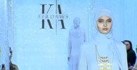 Дочь Кадырова представила новую модную коллекцию для мусульманок