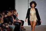 Показ новой коллекции грузинского модельера Лаши Джохадзе в рамках TFW