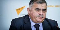 Политолог, заместитель генерального директора информационного агентства Trend Арзу Нагиев
