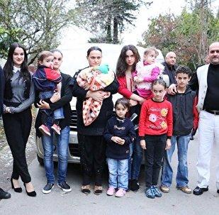 პირველების მრავალშვილიანი ოჯახი