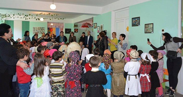 საბავშვო ბაღი თბილისში