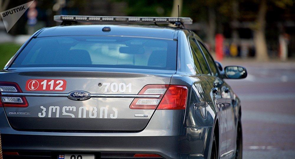 ВГрузии напали на русский автомобиль