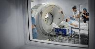 Тбилисская центральная больница - операционная