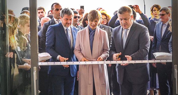 В Грузии открылся первый гольф-клуб премиум класса