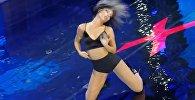 Танцовщица стрип-пластики из Кишинева Антонина Голосеева