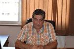 Заместитель главы муниципалитета Зугдиди Тамаз Жоржолиани