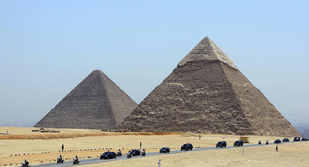სენსაციური აღმოჩენა: ხეოფისის პირამიდაში დაცვის სისტემა და საიდუმლო ოთახია ნაპოვნი