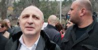 бывший глава МВД Грузии Вано Мерабишвили