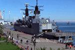 Боевые корабли НАТО прибыли  в порт Батуми