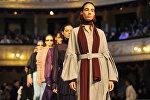 Показ коллекции дизайнера Salome в рамках недели моды Mercedes-Benz Fashion Week Tbilisi