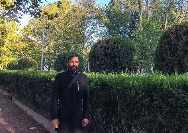 Итальянец Джорджио Анселми