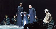 Каренина из Санкт-Петербурга: в Тбилиси выступил театр Балтийский дом