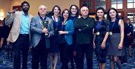 Женская сборная Грузии по шахматам стала серебряным призером командного чемпионата Европы