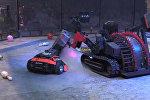 Бои роботов Бронебот в спортивном комплексе Юбилейный