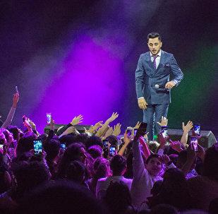 Звезды эстрады и танцевальные ансамбли из Армении выступили на концерте Stars of Armenia в столице Грузии